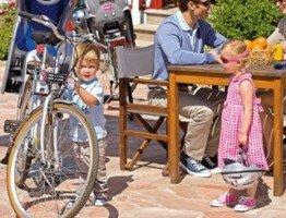 Foteliki rowerowe OK Baby