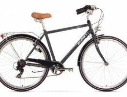 Romet Vintage rower męski czarny
