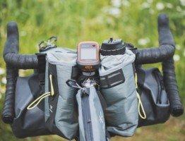 Ultralekkie i wytrzymałe akcesoria rowerowe Apidura