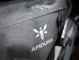 Wodoodporne sakwy rowerowe torby rowerowe Apidura