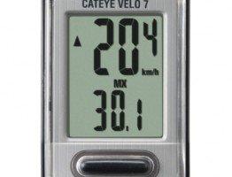Licznik rowerowy Cateye Velo7