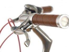 Skórzane gripy rowerowe Brooks