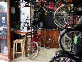 Sklep rowerowy Wiktorska 89