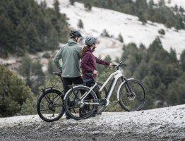 E-bike damski i męski Kalkhoff