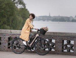 Damski rower elektryczny Kalkhoff