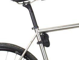 Ręcznie wykonane akcesoria bikepacking