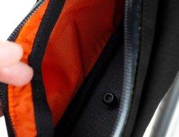 Ręcznie wykonane akcesoria bikepackingowe