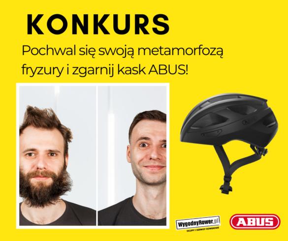 Konkurs WygodnyRower Abus Kask