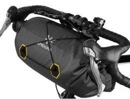 Torba rowerowa bikepacking na kierownicę Apidura