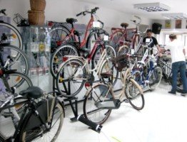 Sklep rowerowy Stawki