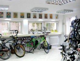 Sklep i serwis rowerowy Warszawa Muranów