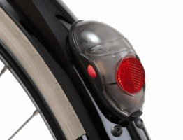 Tylne oświetlenie rowerowe Axa