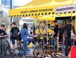 Eventy rowerowe Warszawa