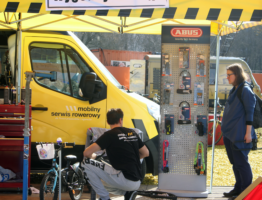 Mobilny Serwis Rowerowy dla firm