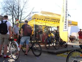 Impreza rowerowa Warszawa