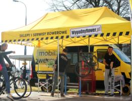 Zorganizuj event rowerowy
